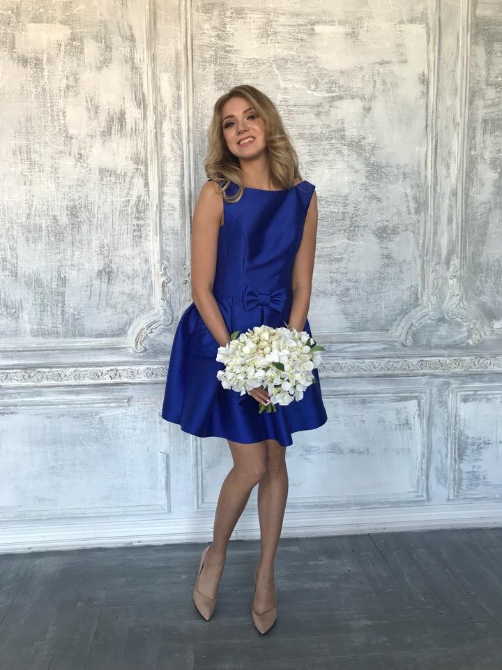 Кайли Lina (синее)