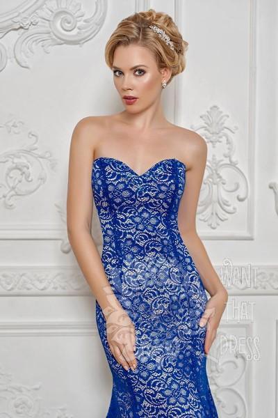 Вечернее платье одетта