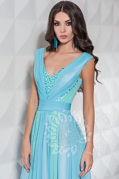 Вечернее платье палома