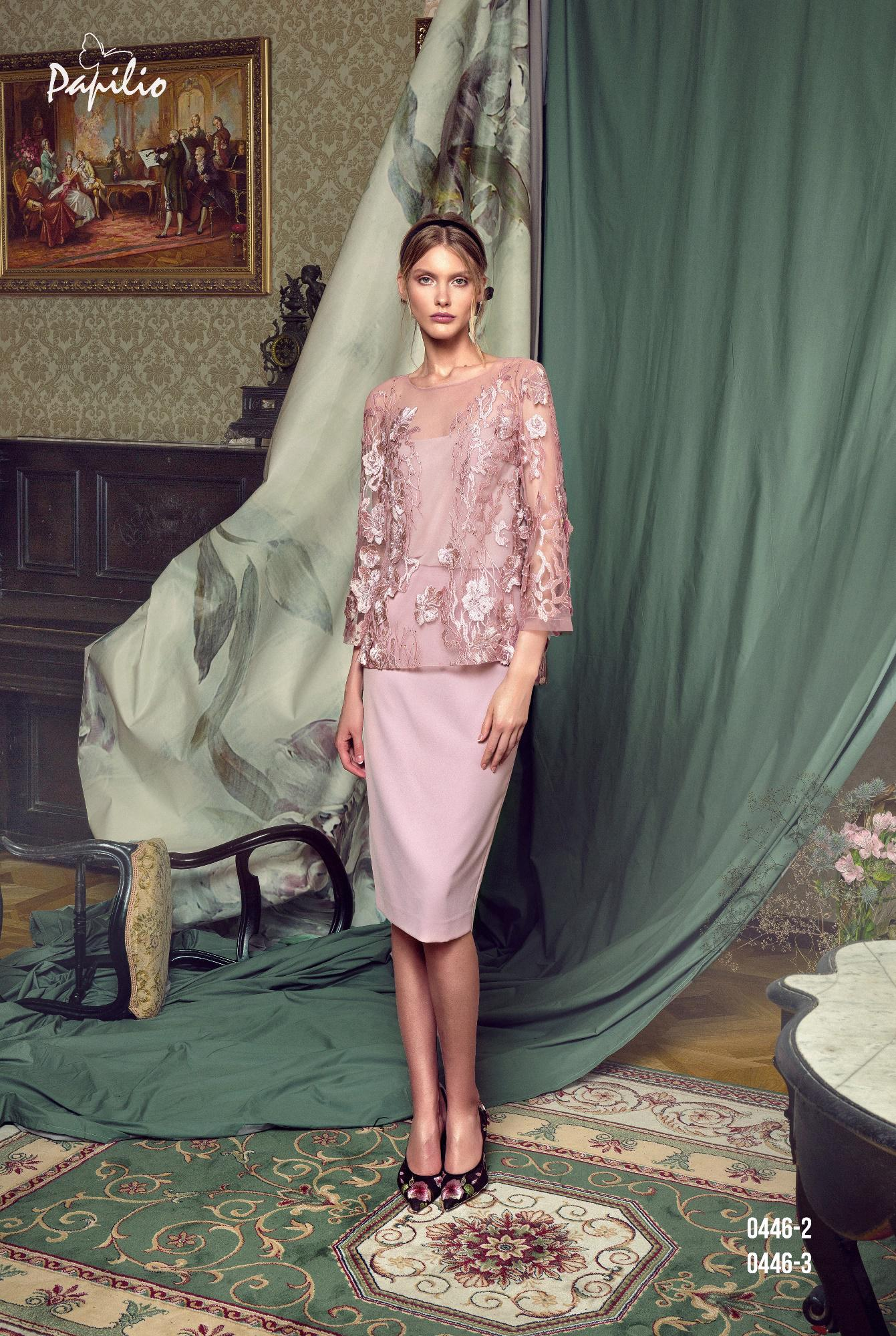 Вечернее платье 0446 Papilio
