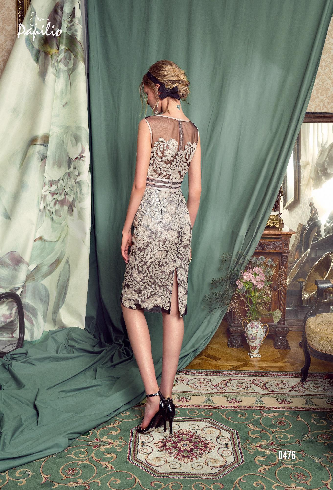 Вечернее платье 0478 Papilio