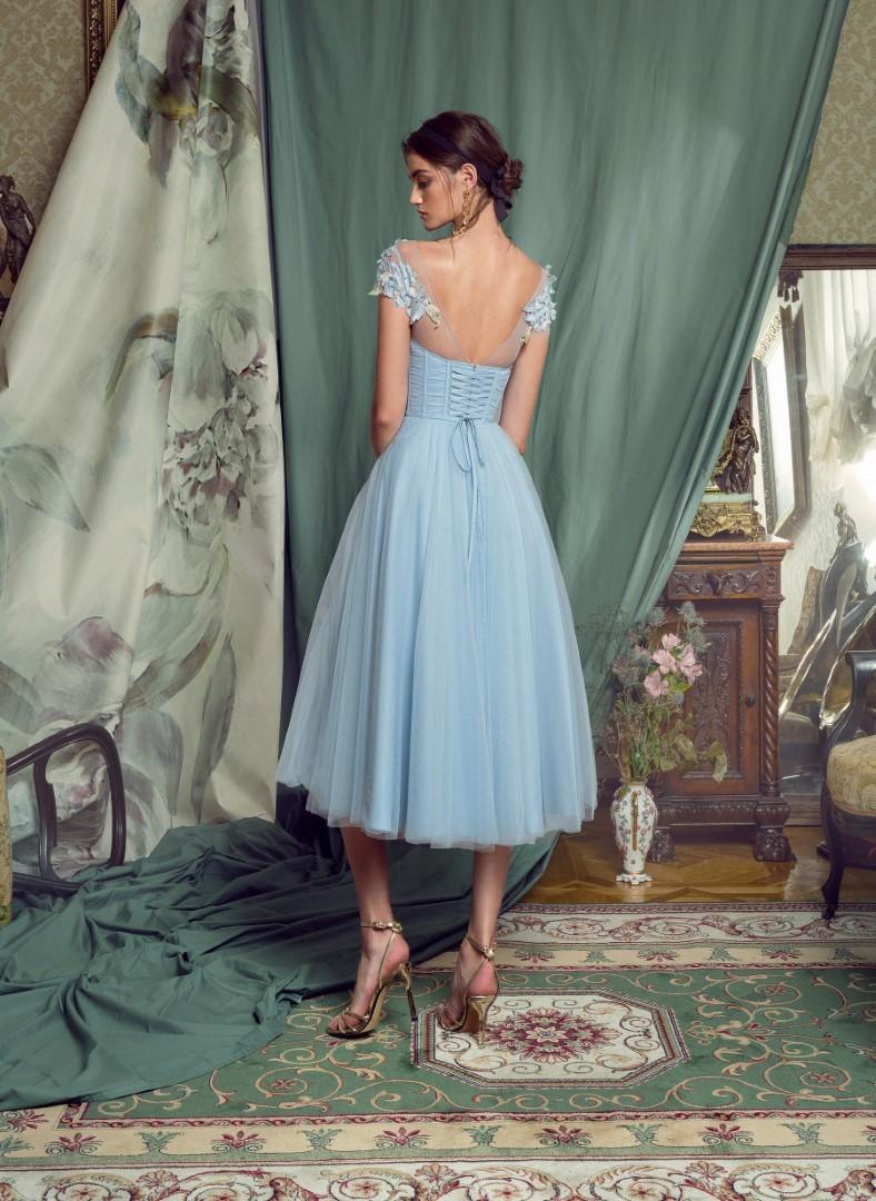 Вечернее платье 481а