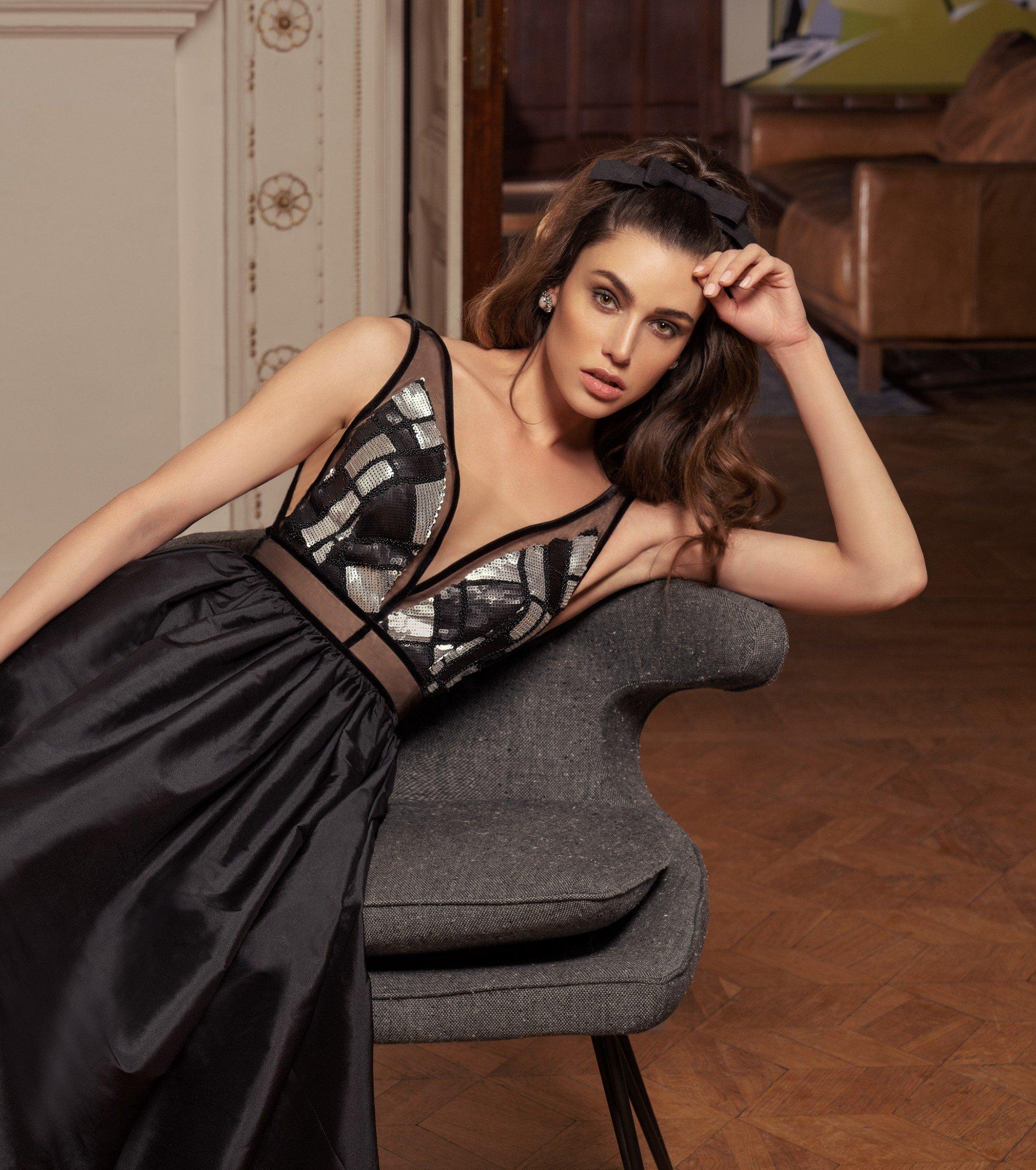 Вечернее платье Papilio-0530