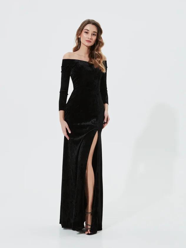 Вечернее платье 0678