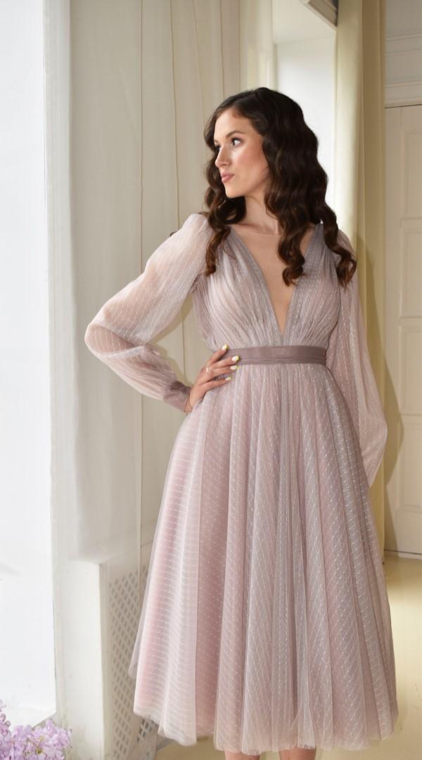 Платье на выпускной -  1839