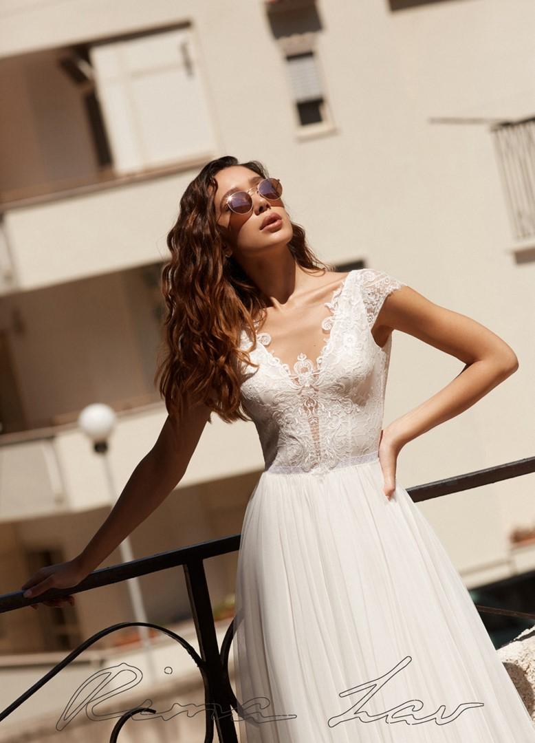 Легкое свадебное платье Джил