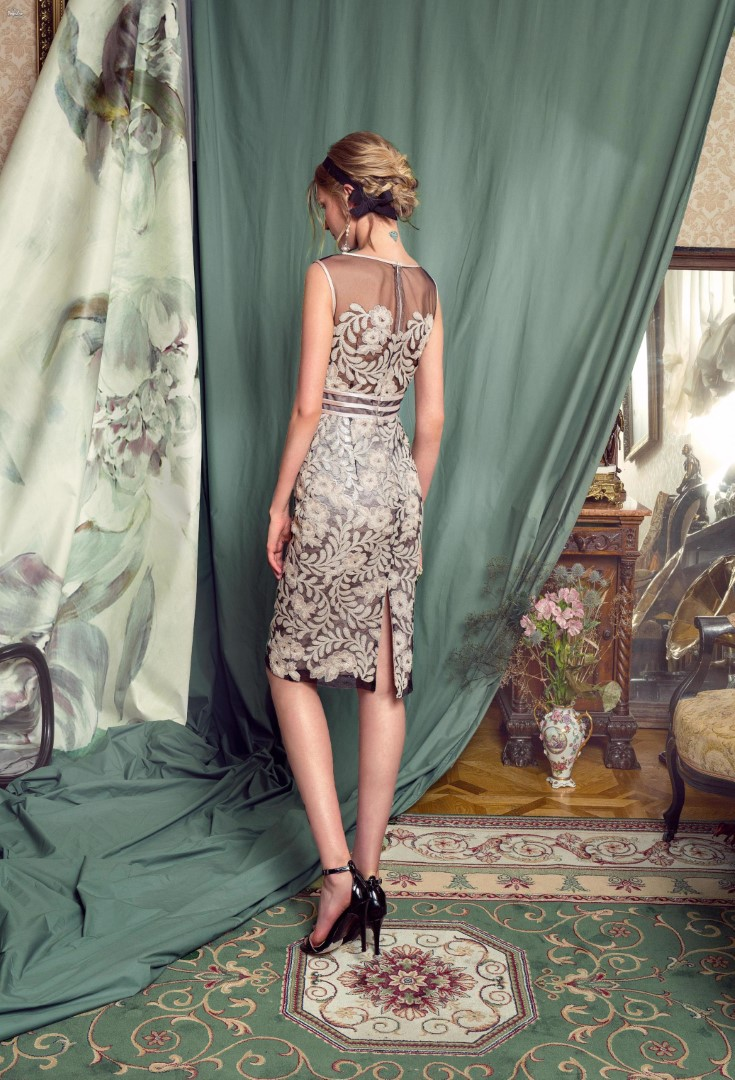 Вечернее платье 478