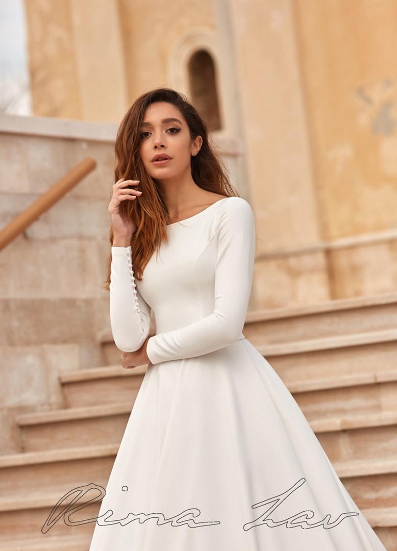 Восхитительное свадебное платье Келли