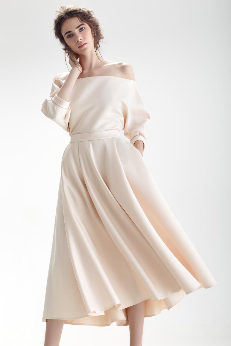 Свадебное платье Бэйли Натальи Романовой