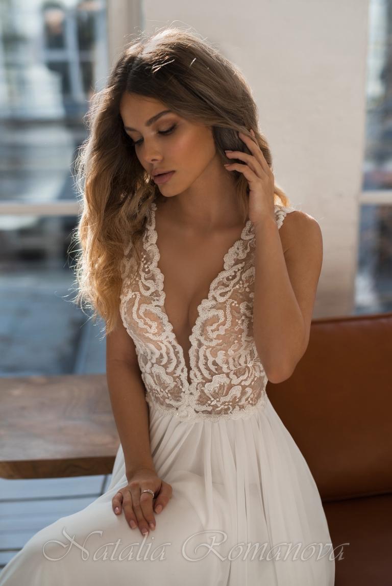 Свадебное платье Виардо Натальи Романовой
