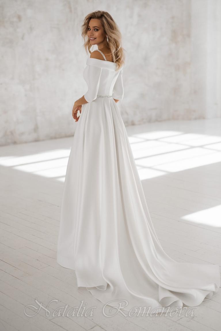 Свадебное платье бренда Natalia Romanova Регина