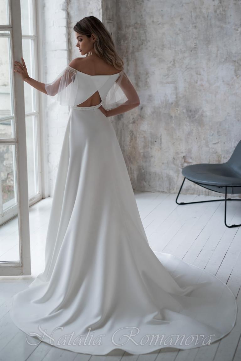 Свадебное платье Беверли Натальи Романовой