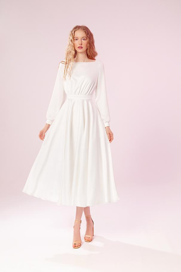 Свадебное платье Пенни-Миди