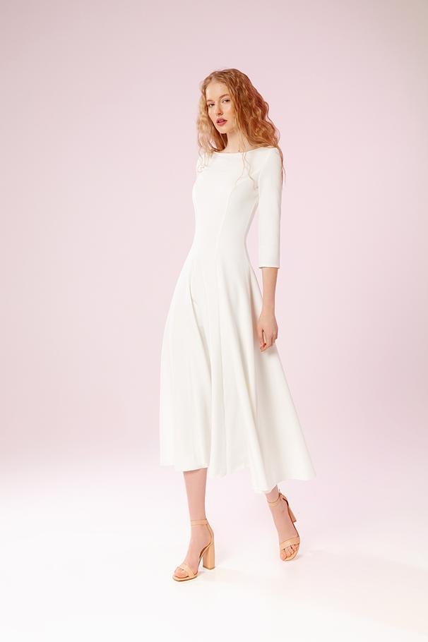 Короткое свадебное платье Стейси