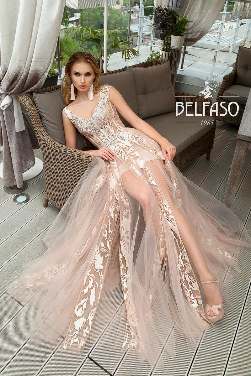 Свадебное платье  aqua belfaso В наличии в Спб