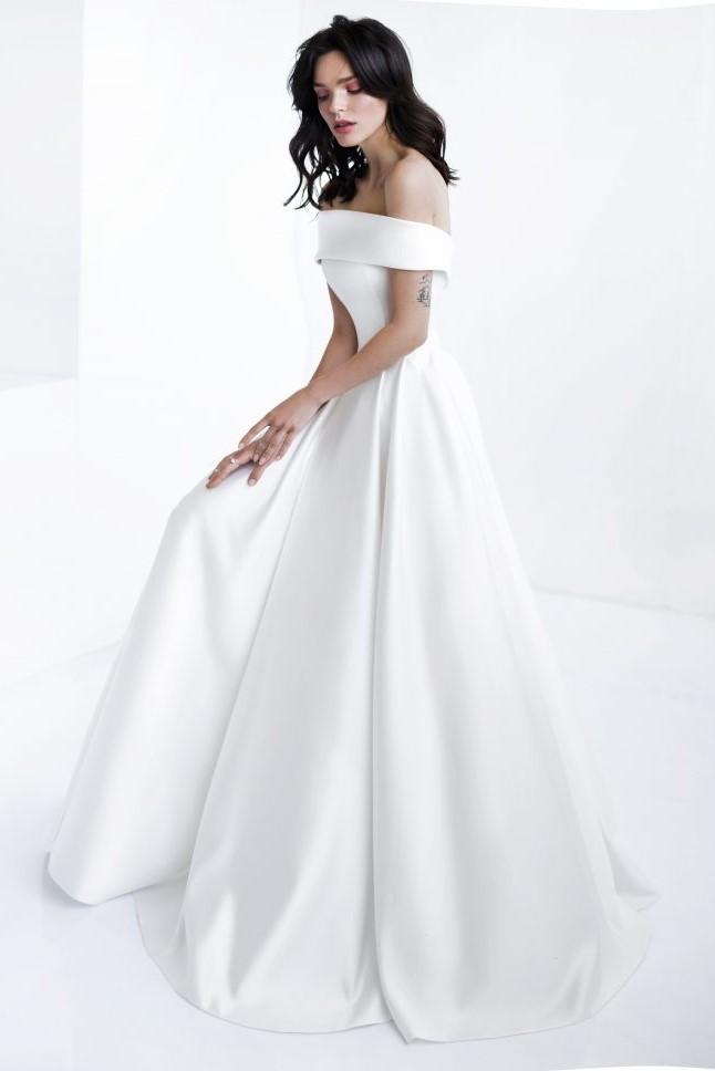 Свадебное платье allin