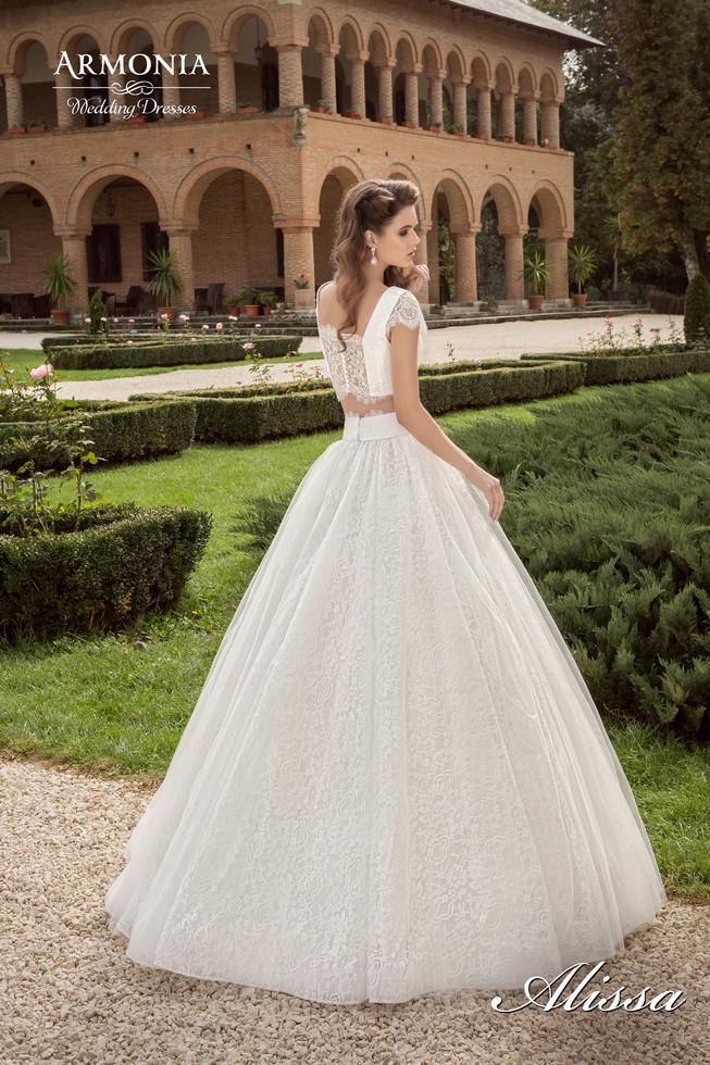 Свадебное платье  alissa В наличии в Спб