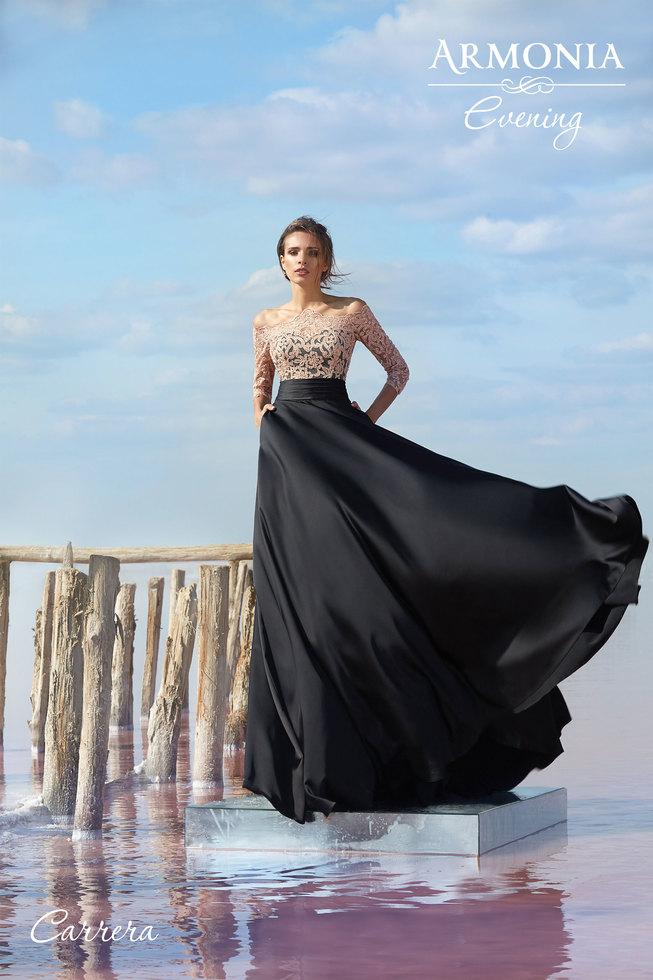 Платье на выпускной -  carrera