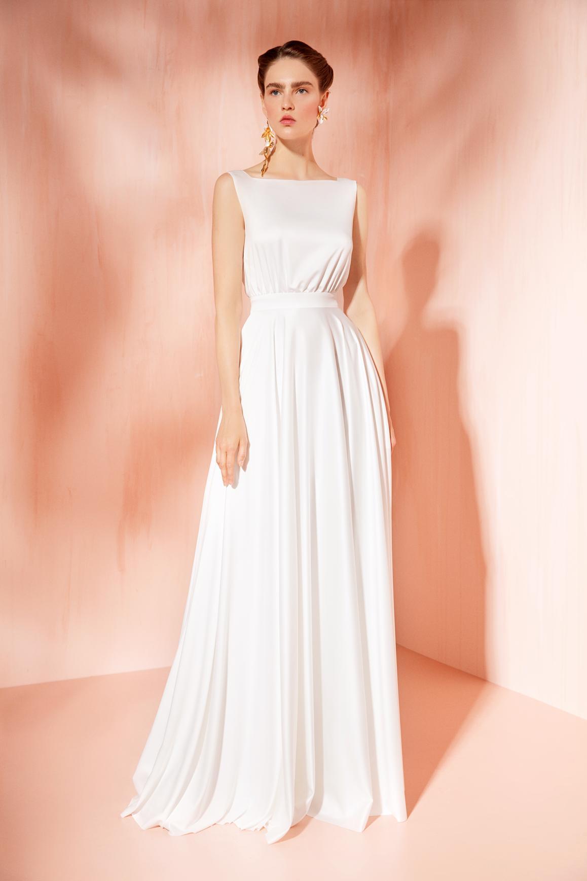 Свадебное платье ELLE