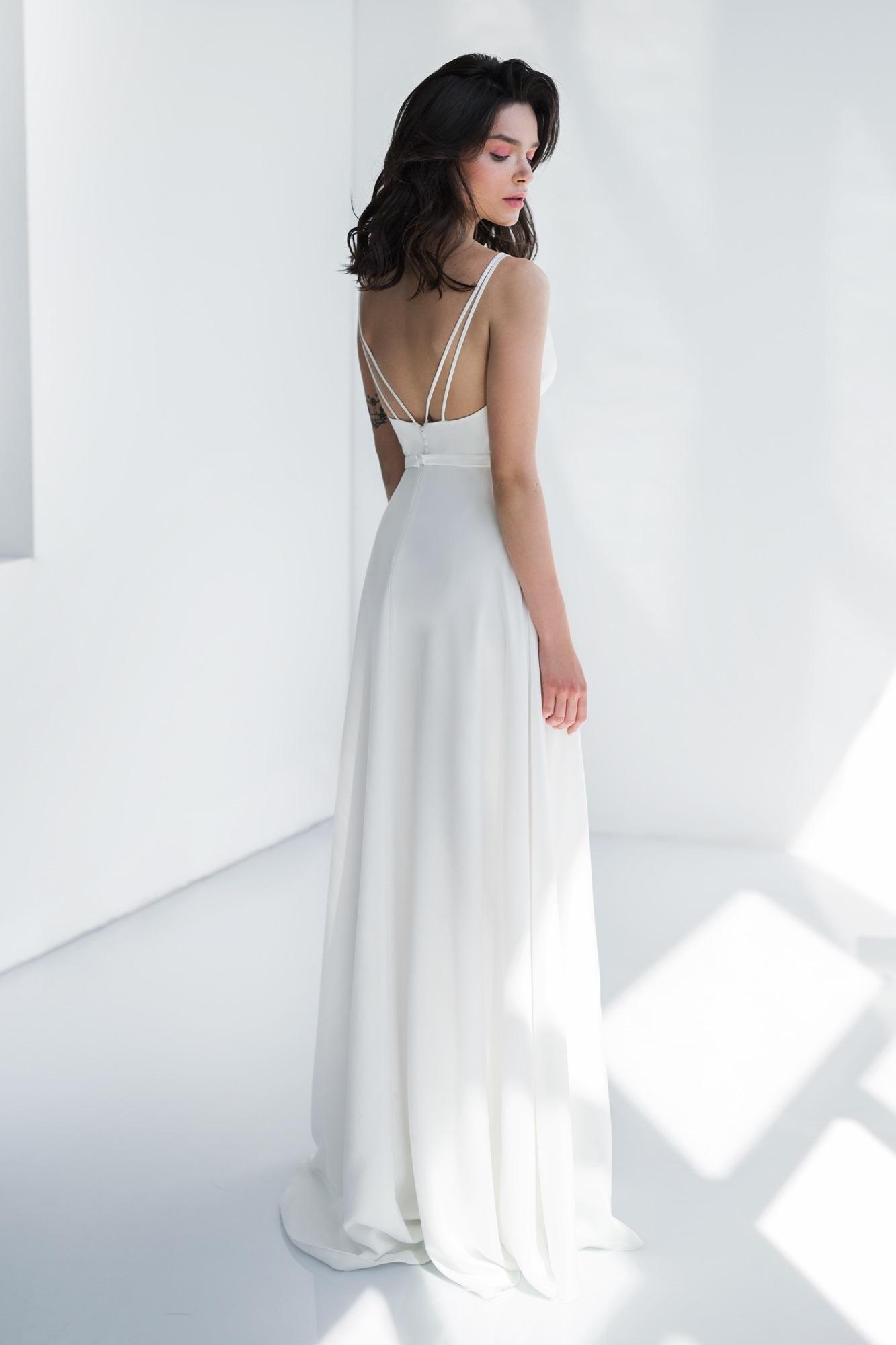 Свадебное платье  molly white В наличии в Спб