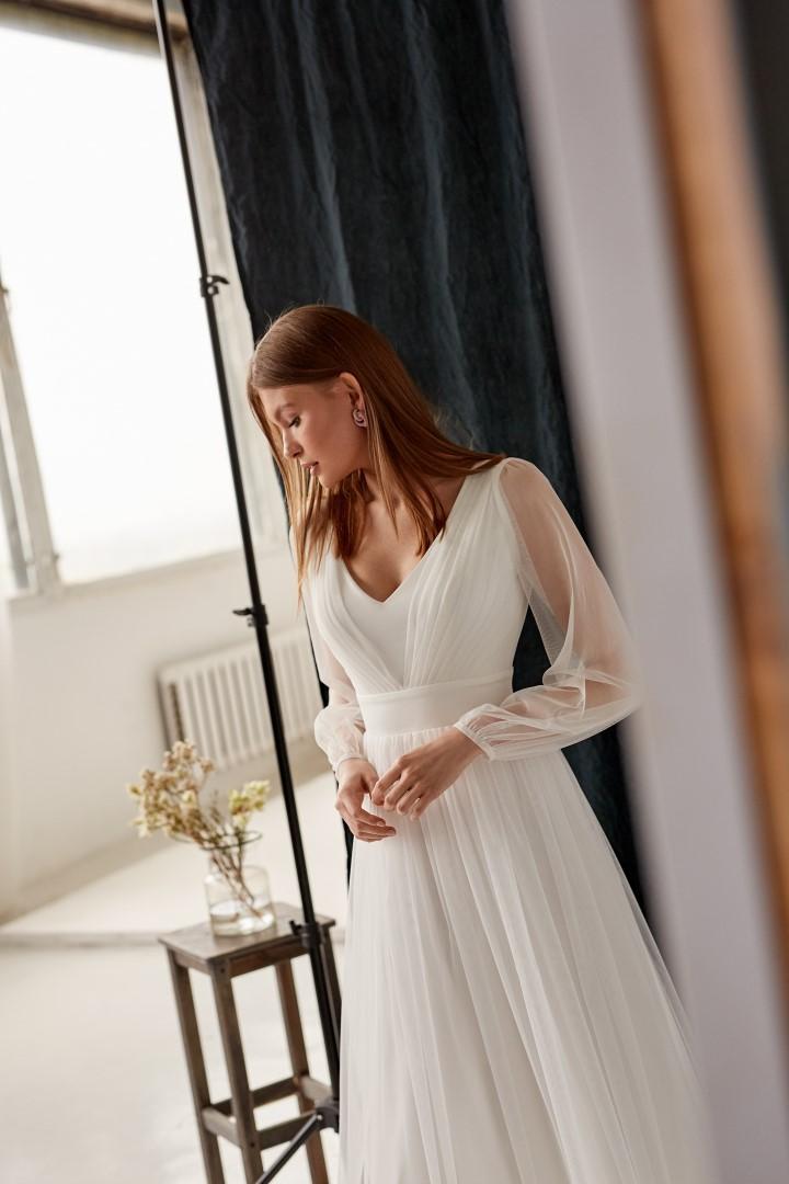 Свадебное платье Кэм