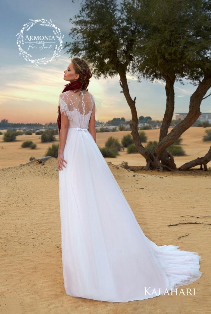 Свадебное платье  kalahari В наличии в Спб