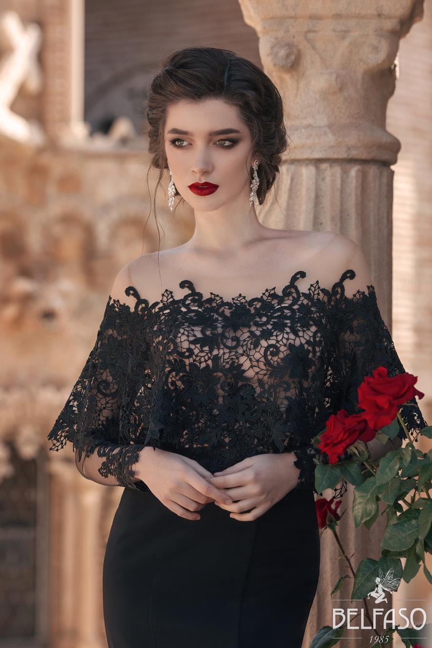 Вечернее платье Лагерта (изумруд)