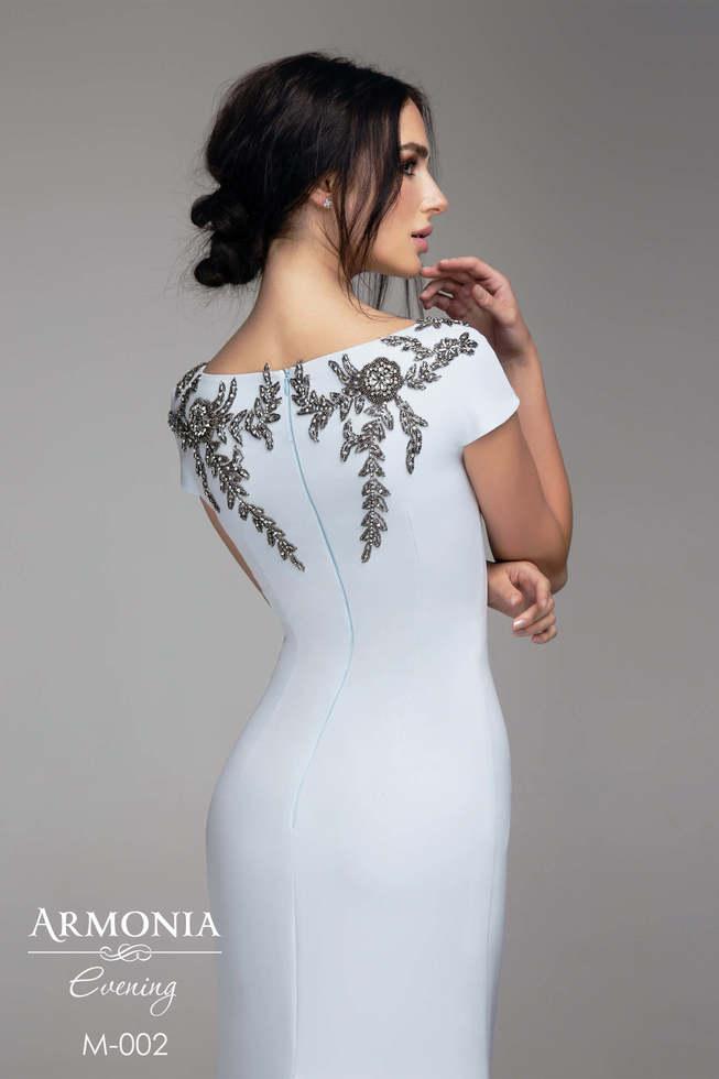 Платье на выпускной -  minimal 002