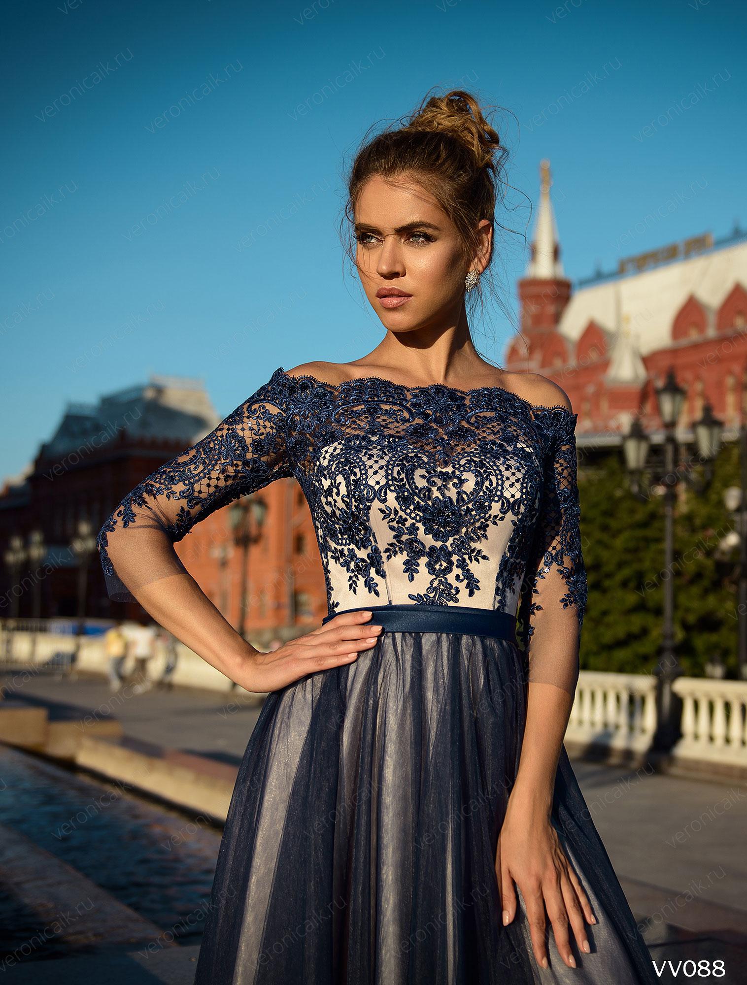 Вечернее платье VV088