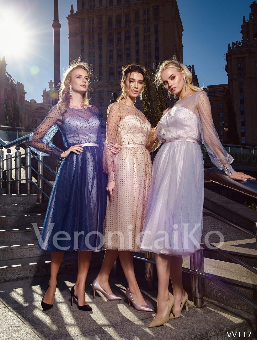 Вечернее платье VV117