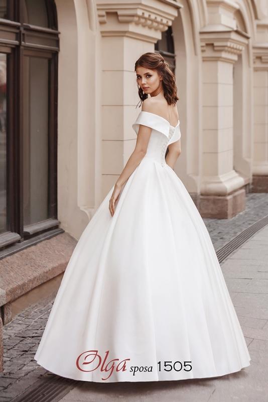 Пышное свадебное платье 1505 O.S.