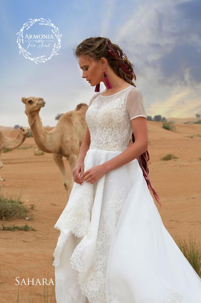 Свадебное платье  sahara В наличии в Спб
