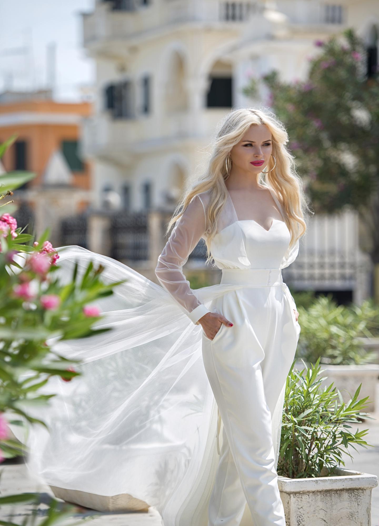 Свадебное платье 4817 Костюм