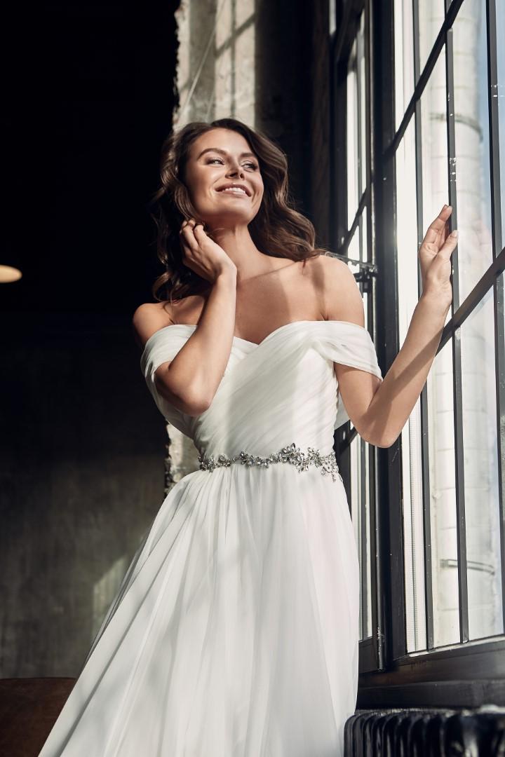 Свадебное платье Маэлз Натальи Романовой