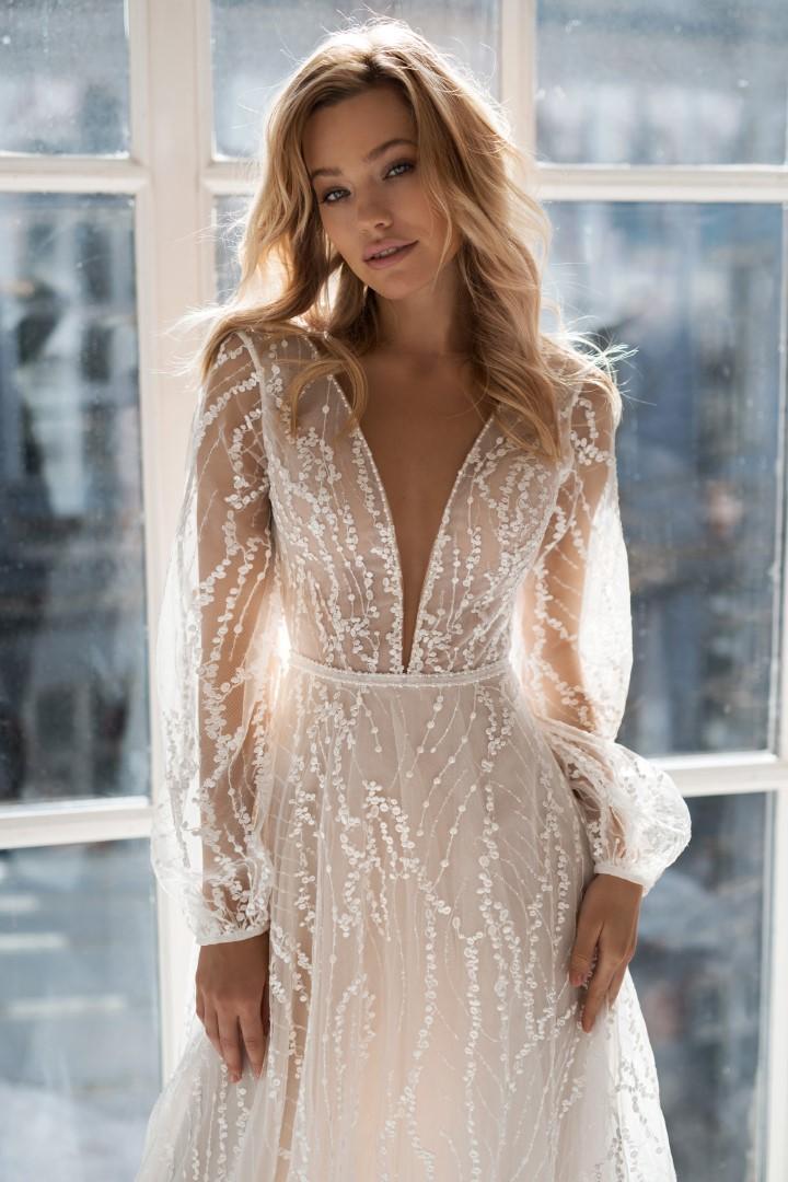 Свадебное платье Аманда Натальи Романовой