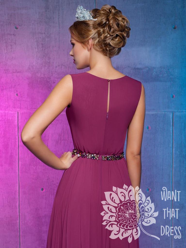 Коктейльное короткое вечернее платье аврил