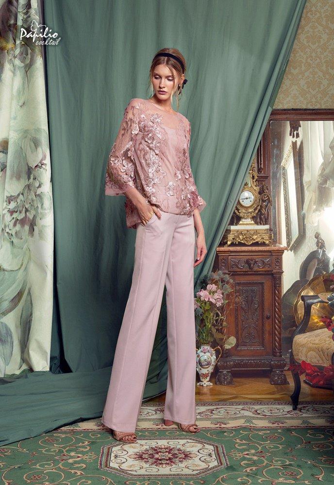 446 (брюки+блузка)