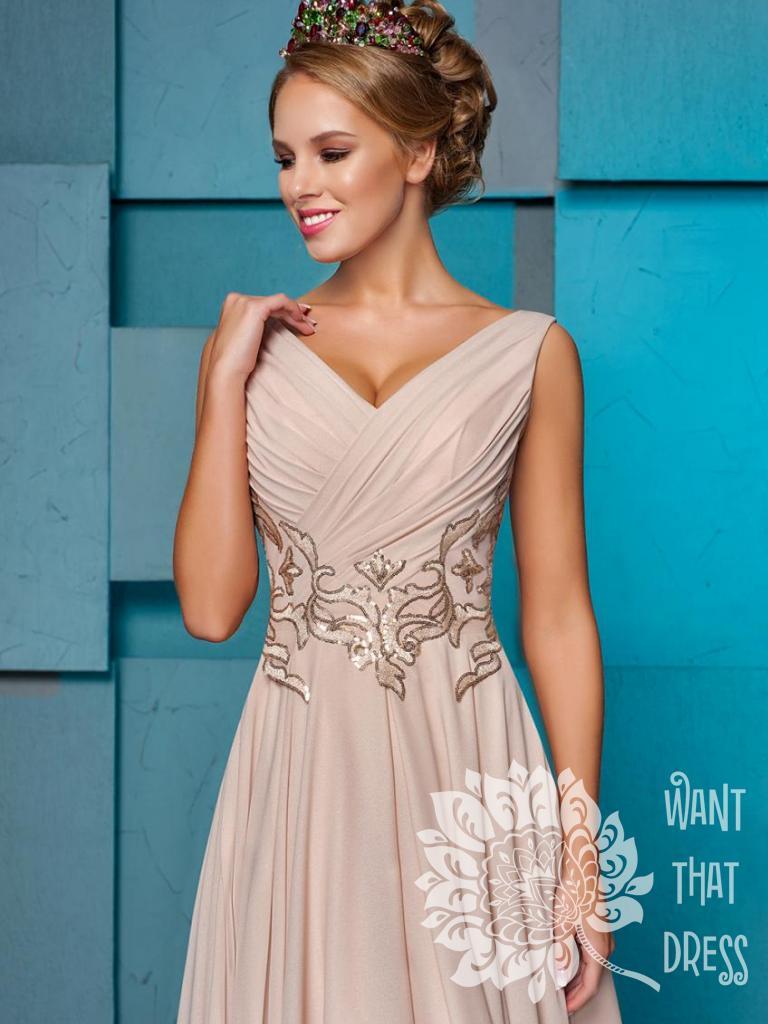 Платье на выпускной -  эмилия