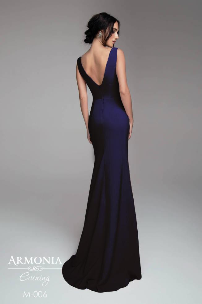 Вечернее платье Minimal 006 (чайная роза)