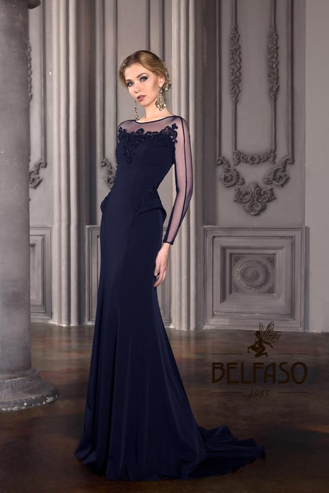 Длинное вечернее платье кьяра