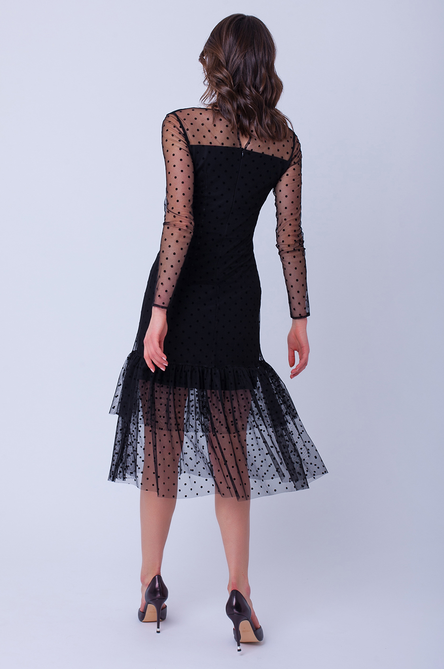 Вечернее платье OS180722