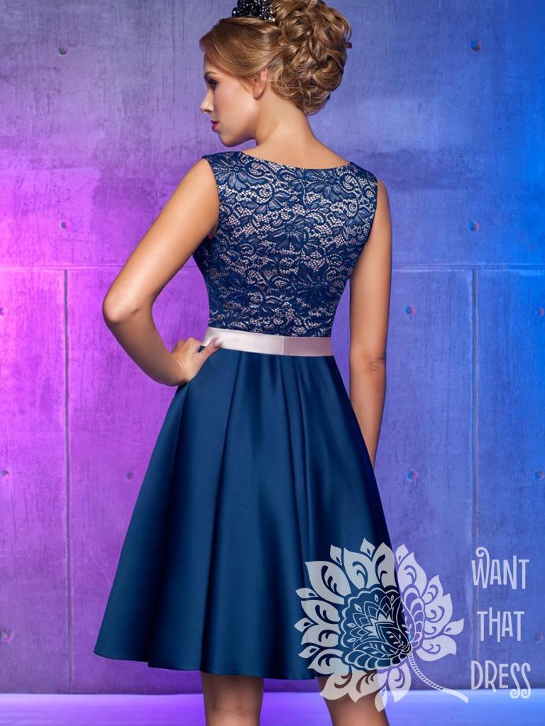 Платье на выпускной -  кайли