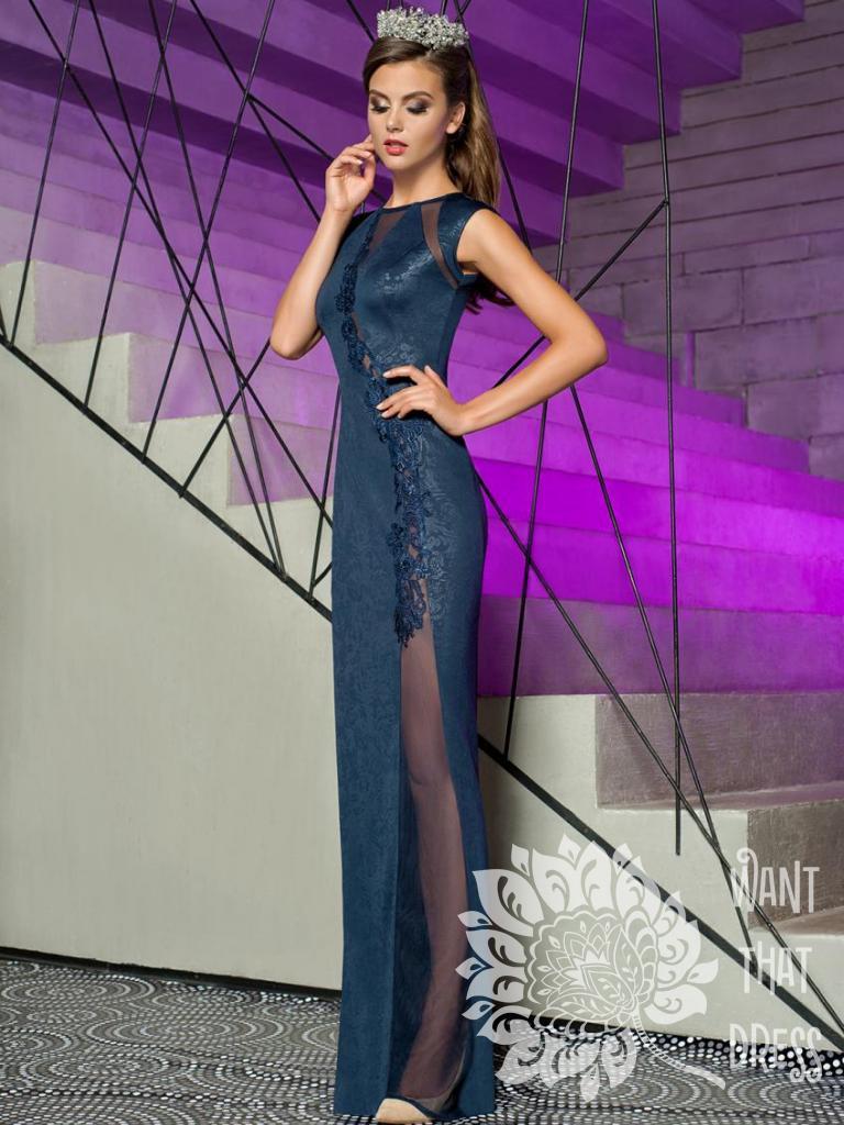 Платье на выпускной -  ленора