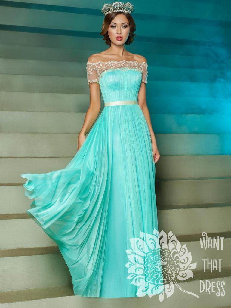 Платье на выпускной -  джуди