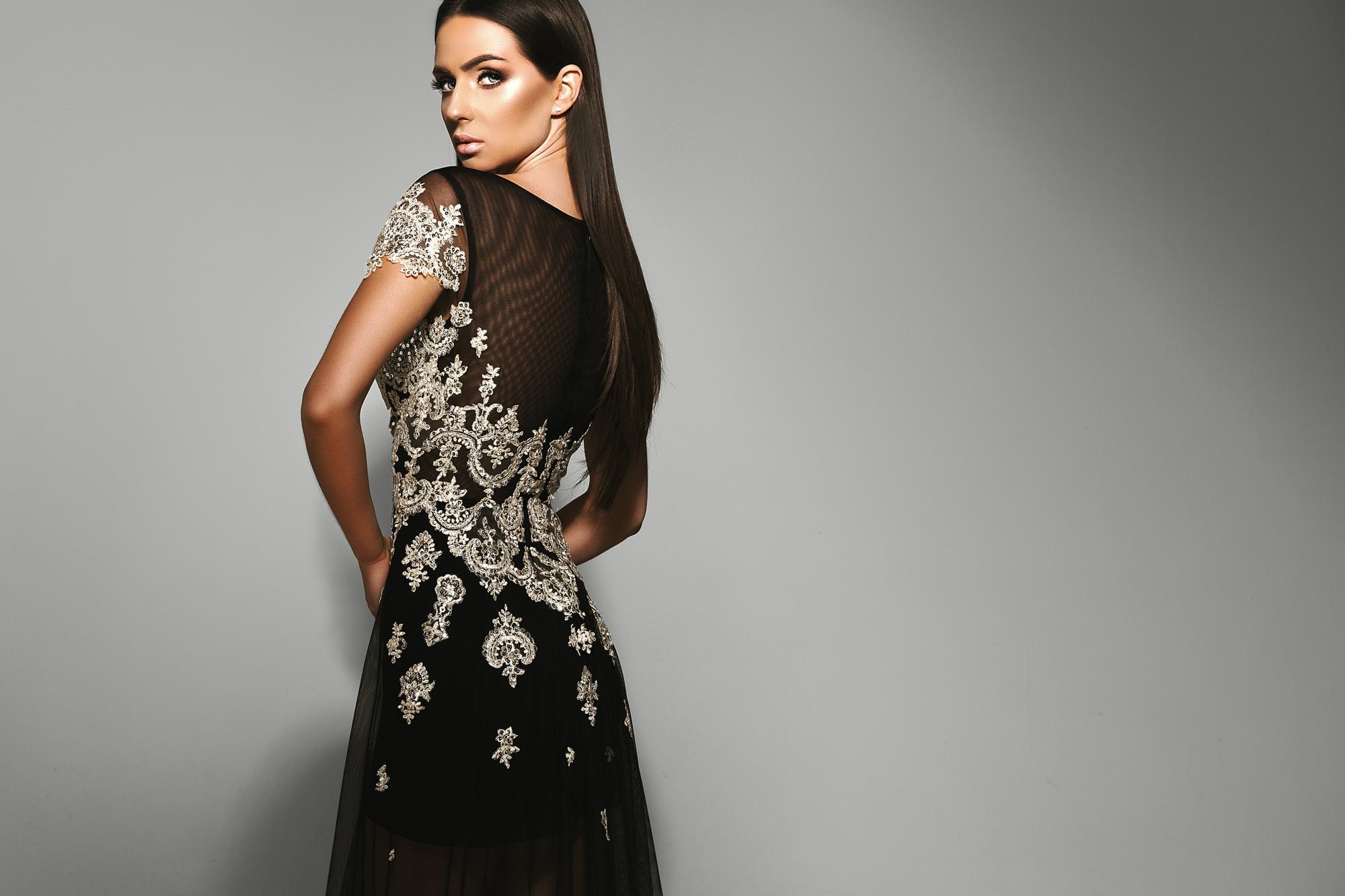 Платье на выпускной -  eva lendel 15