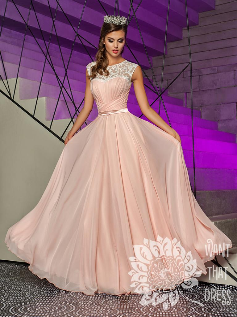 Платье на выпускной -  мадлен