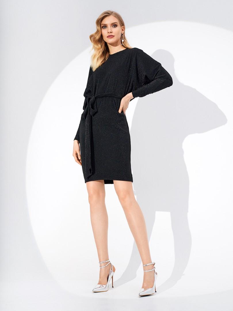 Вечернее платье 0548 EMSE BLACK
