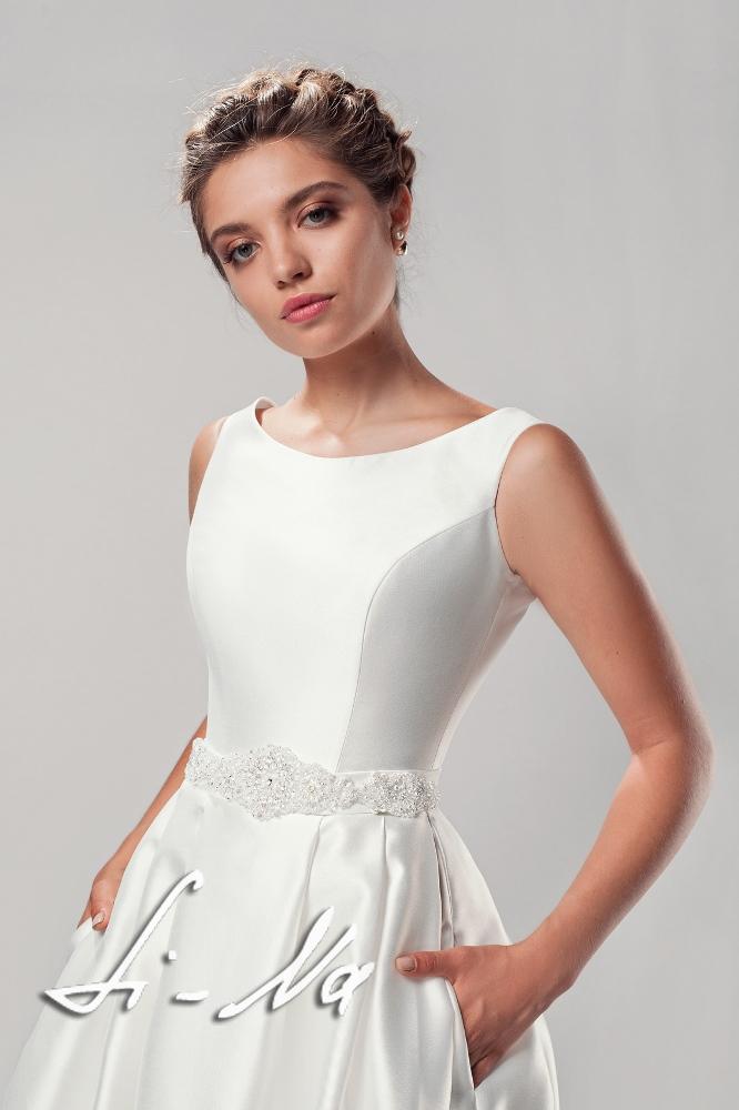 Пышное свадебное платье алисия-лина
