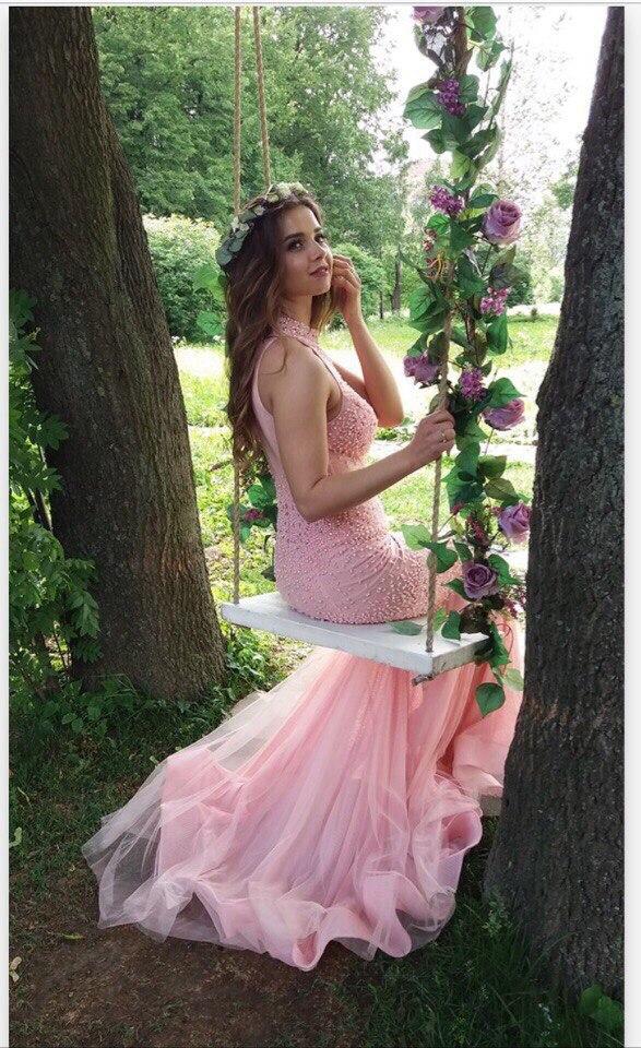 Платье на выпускной -  terani couture 2450