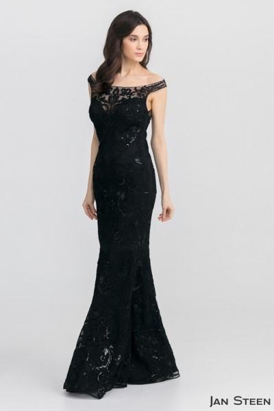 Вечернее платье в пол H11798-187